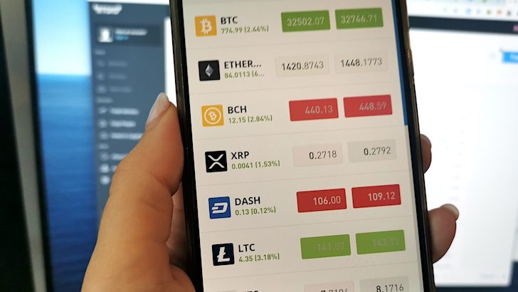 Cryptocurrency stocks to watch in 2021