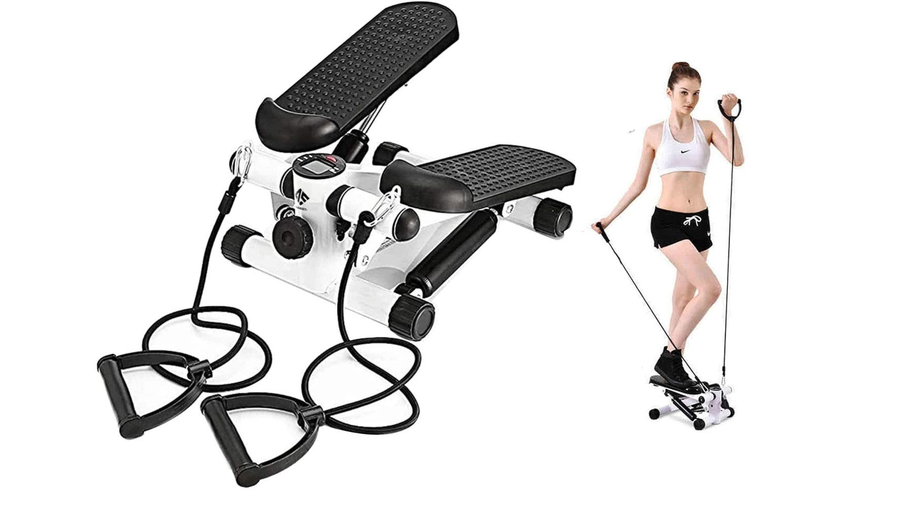 </p><h4>Auselect Exercise Stepper for $85.99 - save $54</h4><p>