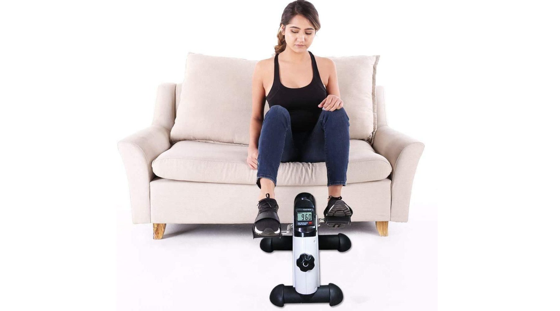 </p><h4>Auselect Exercise Stepper for $59.49 - save $40.50</h4><p>