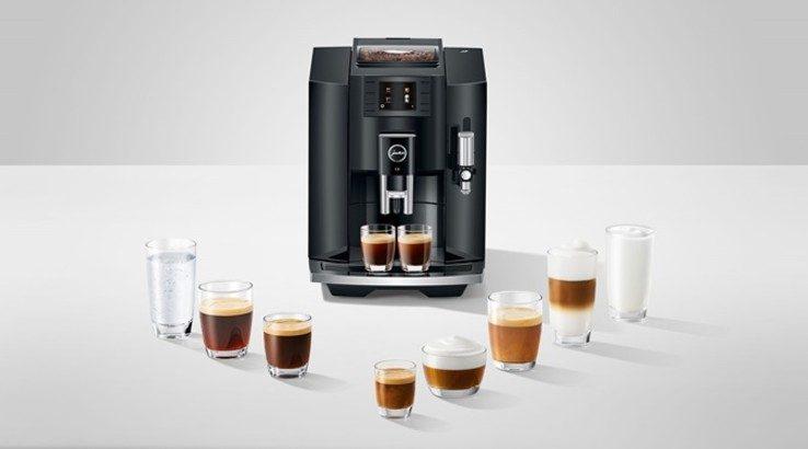 Jura coffee machine - E8 - swiss made 2021 -