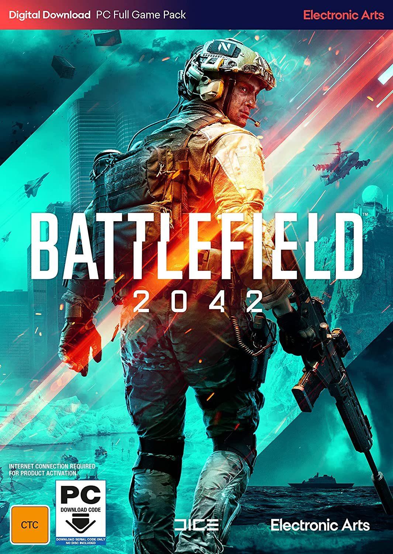 Battlefield 2042 on PC