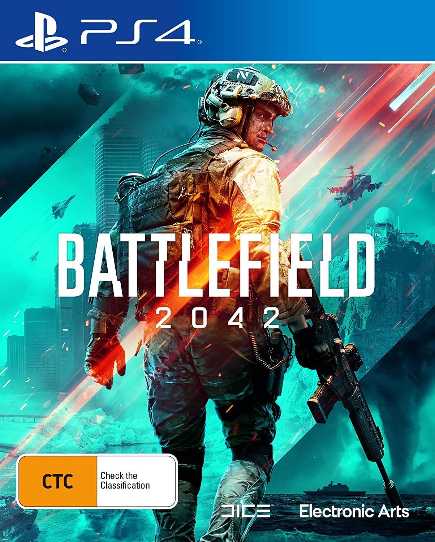 Battlefield 2042 on PS4