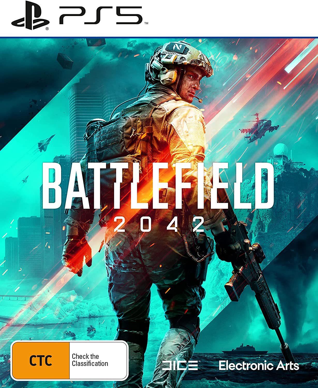 Battlefield 2042 on PS5