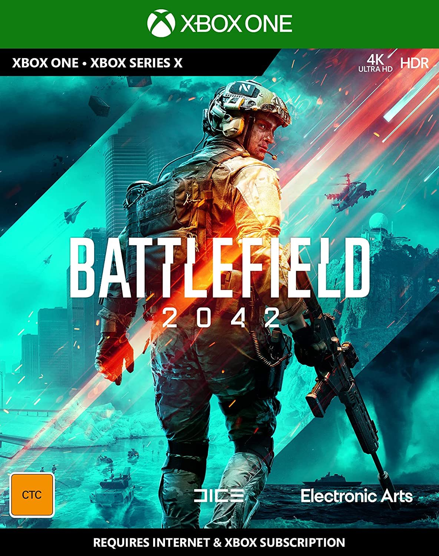 Battlefield 2042 on Xbox Series X