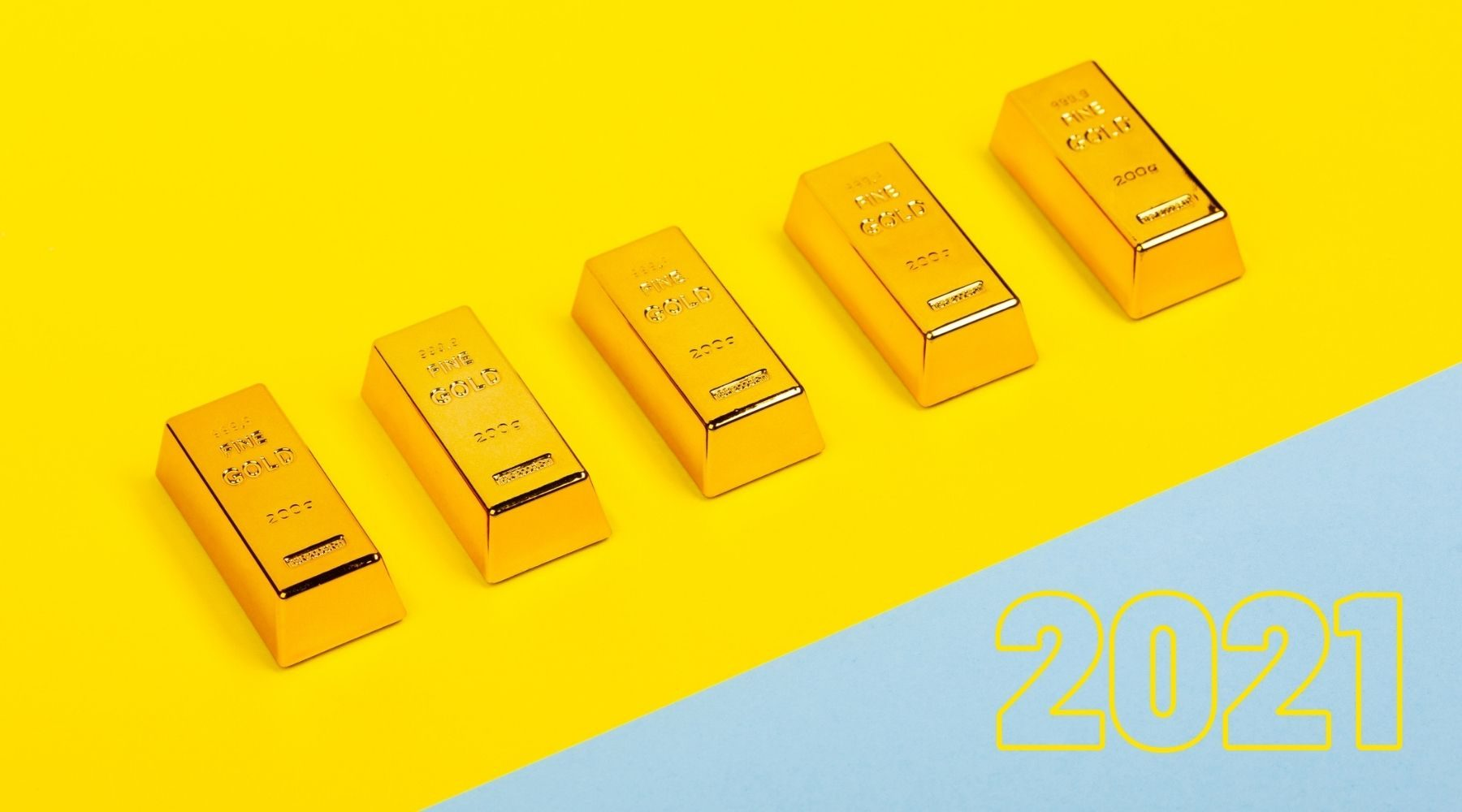 Curious about gold?  5 things every potential investor should know in 2021