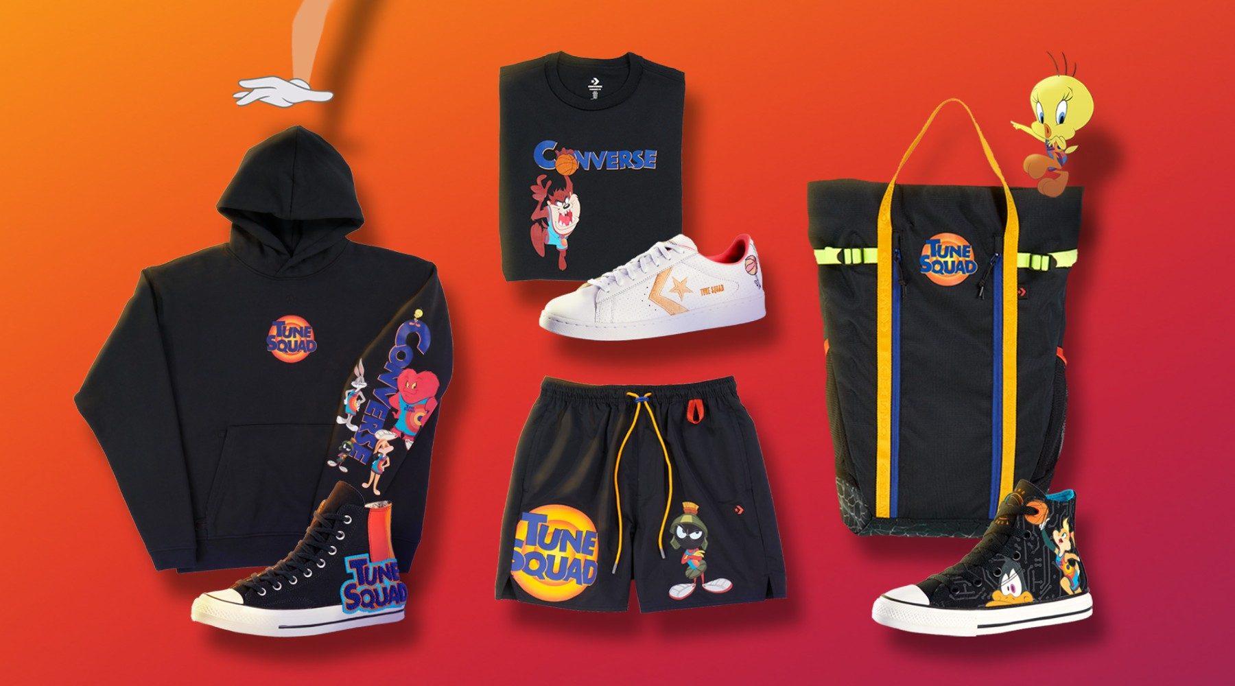 Nike Space Jam Clothing
