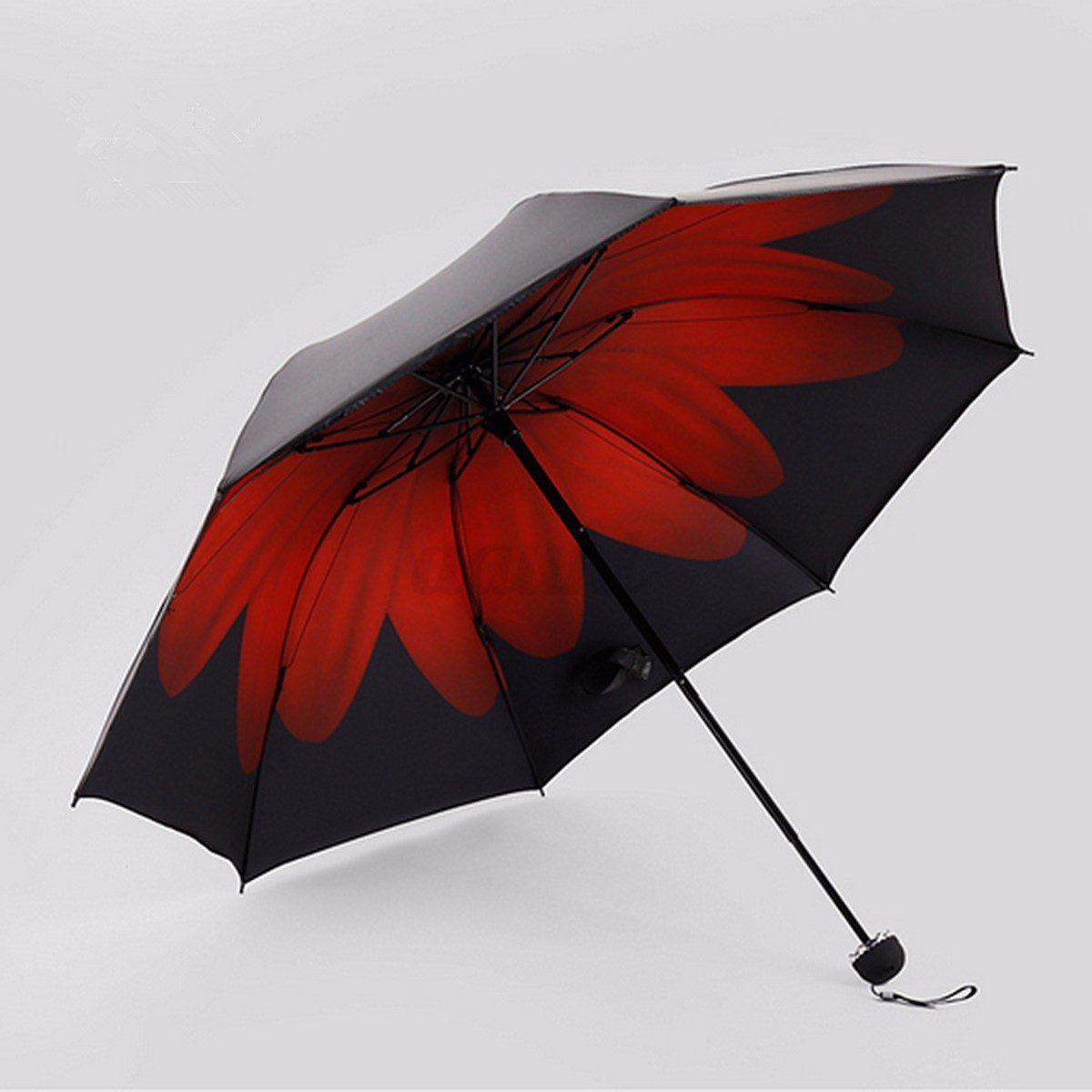 25% off Windproof Upside Down Reverse Umbrellas
