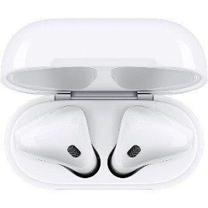 $ 61 de descuento en Apple AirPods (segunda generación) con estuche de carga