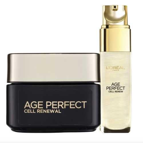L'Oreal Paris Age Perfect Cell Renewal Day Cream + Eye Serum