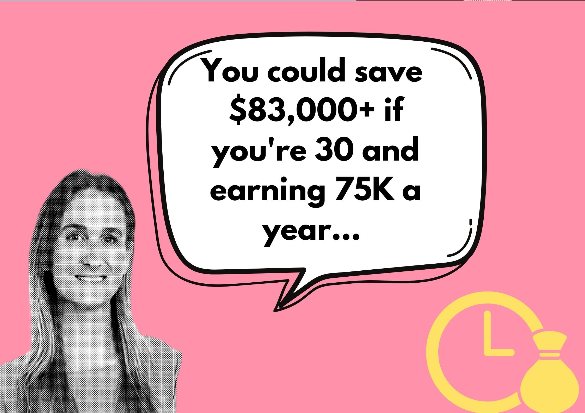 You could save $43k+, Alison Banney, editor, banking and superannuation Image: Finder
