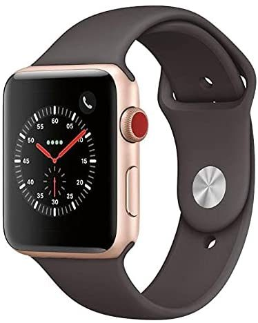 Apple Watch Series 3 (Cellular, 42mm)