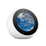 Amazon Echo Spot Review: Amazon's smart alarm clock is stylish and fun