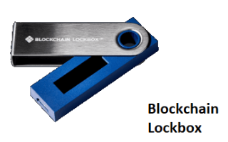 Blockchain Lockbox hardware wallet review