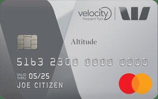 Westpac Altitude Platinum – Velocity