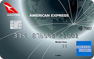 Qantas American Express Ultimate Card logo image