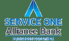 Service One Alliance Bank