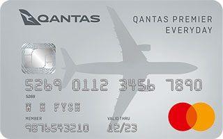 Qantas Premier Everyday Mastercard