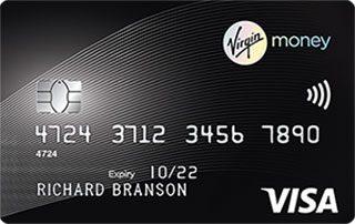 Virgin Money Low Rate Card