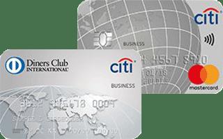 Diners Club Card + Mastercard Card