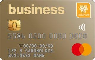 Bankwest Business Mastercard Large Rewards