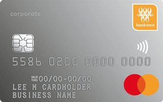 Bankwest Corporate Mastercard