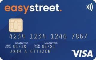 Easy Street Easy Low Rate Visa