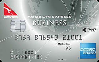 The Qantas American Express Business Credit Card