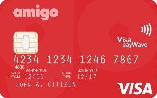 Geelong Bank Amigo Credit Card