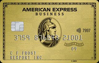 American Express Gold Business Card