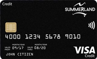Summerland Low Rate Credit Card