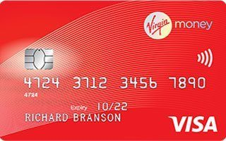 Virgin No Annual Fee Credit Card – Purchase Offer