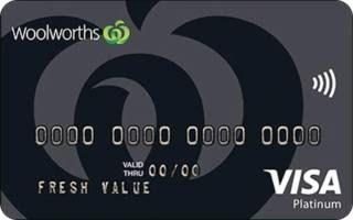 Woolworths Everyday Platinum Credit Card