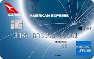 Qantas American Express Discovery Card