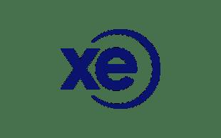 XE Money Transfers logo