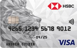 HSBC Low Rate Credit Card