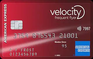 American Express Velocity Escape Card