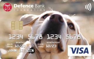 Defence Bank Foundation Credit Card