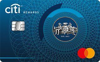 Citi Rewards Card – Bonus Points Offer