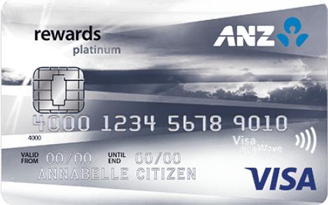 ANZ Rewards Platinum – Exclusive Offer