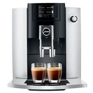 Jura E6 coffee machine review
