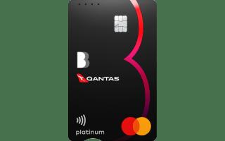 Bendigo Bank Qantas Platinum Credit Card