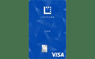 Latitude Gem Visa Credit Card