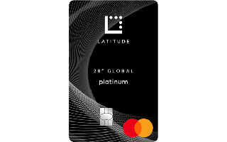 Latitude 28° Global Platinum Mastercard