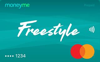MoneyMe Freestyle Virtual Mastercard