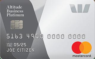 Westpac Altitude Business Platinum Credit Card