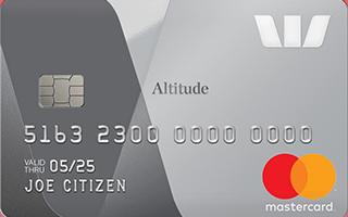 Westpac Altitude Platinum Credit Card