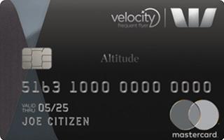 Westpac Altitude Black – Velocity