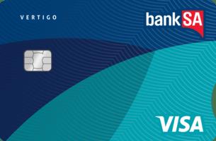 BankSA Vertigo – Cashback Offer
