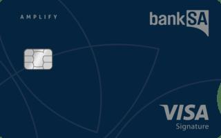 BankSA Amplify Signature Qantas Card