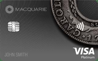 Macquarie Platinum Card with Qantas Rewards
